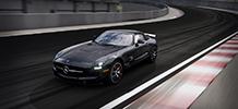 Mercedes Benz 2015 SLS CLASS SLSGTRFE BACKGROUND BTN 01