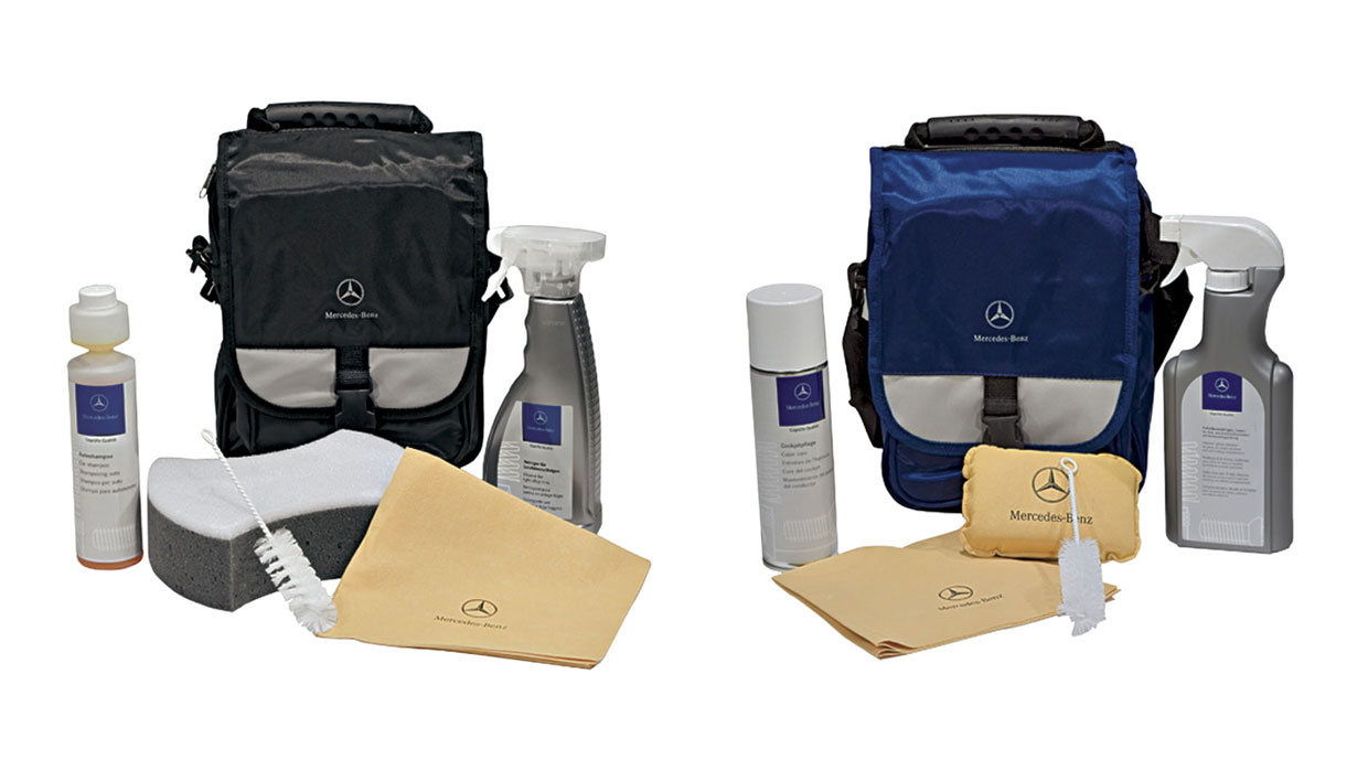 Mercedes Benz MERCEDES BENZ CAR CARE KITS MCFO R