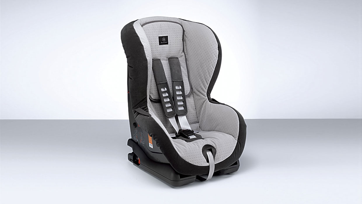 Mercedes Benz MERCEDES BENZ DUO PLUS TODDLER CAR SEAT MCFO R