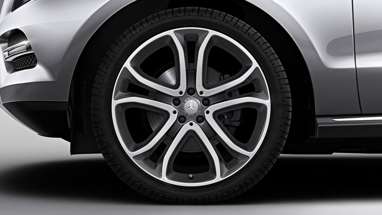 Mercedes Benz 2014 M CLASS SUV 096 MCFO R