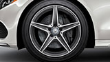 Mercedes Benz 2015 C CLASS SEDAN WHEEL THUMBNAIL 782 D