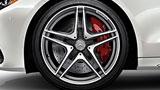 Mercedes Benz 2015 C CLASS SEDAN WHEEL THUMBNAIL 793 D