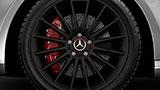 Mercedes Benz 2015 CLA CLASS COUPE WHEEL THUMBNAIL 694 D