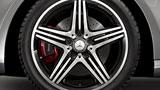 Mercedes Benz 2015 CLA CLASS COUPE WHEEL THUMBNAIL 774 D