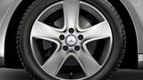 Mercedes Benz 2015 CLA CLASS COUPE WHEEL THUMBNAIL R24 D