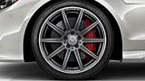 Mercedes Benz 2015 CLS CLASS COUPE WHEEL THUMBNAIL 662 D