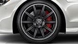 Mercedes Benz 2015 CLS CLASS COUPE WHEEL THUMBNAIL 752 D