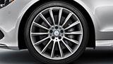 Mercedes Benz 2015 CLS CLASS COUPE WHEEL THUMBNAIL 788 D