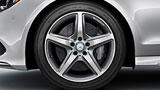 Mercedes Benz 2015 CLS CLASS COUPE WHEEL THUMBNAIL 790 D