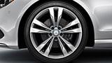 Mercedes Benz 2015 CLS CLASS COUPE WHEEL THUMBNAIL R17 D
