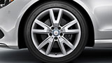 Mercedes Benz 2015 CLS CLASS COUPE WHEEL THUMBNAIL R70 D