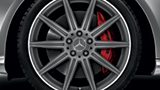 Mercedes Benz 2015 E CLASS E63S WAGON WHEEL THUMBNAIL 662 D