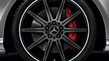 Mercedes Benz 2015 E CLASS E63S WAGON WHEEL THUMBNAIL 752 D