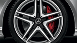 Mercedes Benz 2015 E CLASS E63S WAGON WHEEL THUMBNAIL 785 D