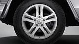 Mercedes Benz 2015 G CLASS SUV WHEEL THUMBNAIL RM9 D