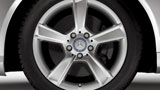 Mercedes Benz 2014 C CLASS COUPE WHEEL THUMBNAIL 639 D