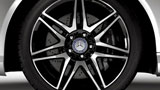 Mercedes Benz 2014 C CLASS COUPE WHEEL THUMBNAIL 760 D