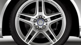 Mercedes Benz 2014 C CLASS COUPE WHEEL THUMBNAIL 786 D