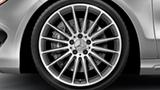 Mercedes Benz 2014 CLA CLASS CLA45 COUPE WHEEL THUMBNAIL 780 D