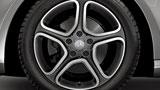 Mercedes Benz 2014 CLA CLASS COUPE WHEEL THUMBNAIL 02R D