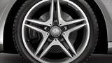 Mercedes Benz 2014 CLA CLASS COUPE WHEEL THUMBNAIL 794 D