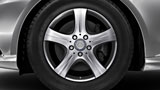 Mercedes Benz 2014 E CLASS WAGON WHEEL THUMBNAIL 02R D