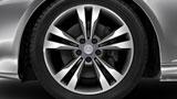 Mercedes Benz 2014 E CLASS WAGON WHEEL THUMBNAIL 44R D