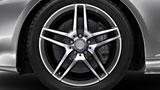 Mercedes Benz 2014 E CLASS WAGON WHEEL THUMBNAIL 660 794 D