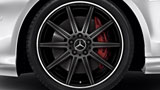 Mercedes Benz 2014 E CLASS WAGON WHEEL THUMBNAIL 752 662 D