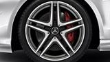 Mercedes Benz 2014 E CLASS WAGON WHEEL THUMBNAIL 785 D