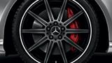 Mercedes Benz 2014 E CLASS E63 SEDAN WHEEL THUMBNAIL 752 D