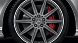 Mercedes Benz 2014 E CLASS E63S SEDAN WHEEL THUMBNAIL 662 D