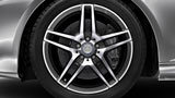 Mercedes Benz 2014 E CLASS SEDAN WHEEL THUMBNAIL 660 794 D