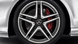 Mercedes Benz 2014 E CLASS SEDAN WHEEL THUMBNAIL 785 D
