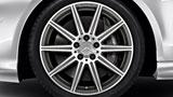 Mercedes Benz 2014 E CLASS SEDAN WHEEL THUMBNAIL 797 D