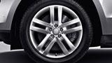 Mercedes Benz 2014 GL CLASS SUV WHEEL THUMBNAIL R55 D