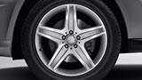 Mercedes Benz 2014 GLK CLASS SUV WHEEL THUMBNAIL 754 D