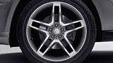 Mercedes Benz 2014 GLK CLASS SUV WHEEL THUMBNAIL 758 D