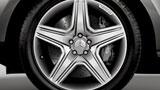 Mercedes Benz 2014 M CLASS SUV WHEEL THUMBNAIL 778 D