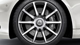 Mercedes Benz 2014 S CLASS SEDAN AMG WHEEL THUMBNAIL 647 D