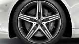 Mercedes Benz 2014 S CLASS SEDAN AMG WHEEL THUMBNAIL 654 D
