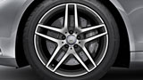 Mercedes Benz 2014 S CLASS SEDAN WHEEL THUMBNAIL 793 D