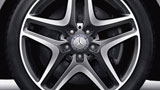 Mercedes Benz 2015 SLK CLASS ROADSTER WHEEL THUMBNAIL 22R D