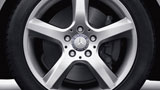Mercedes Benz 2015 SLK CLASS ROADSTER WHEEL THUMBNAIL 37R D