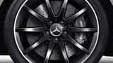 Mercedes Benz 2015 SLK CLASS ROADSTER WHEEL THUMBNAIL 760 D
