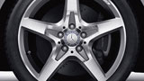 Mercedes Benz 2015 SLK CLASS ROADSTER WHEEL THUMBNAIL 782 D