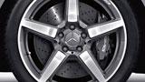 Mercedes Benz 2015 SLK CLASS ROADSTER WHEEL THUMBNAIL 790 D