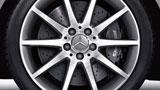 Mercedes Benz 2015 SLK CLASS ROADSTER WHEEL THUMBNAIL 796 D