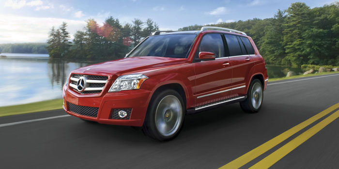 Certified Pre-Owned GLK-Class SUV