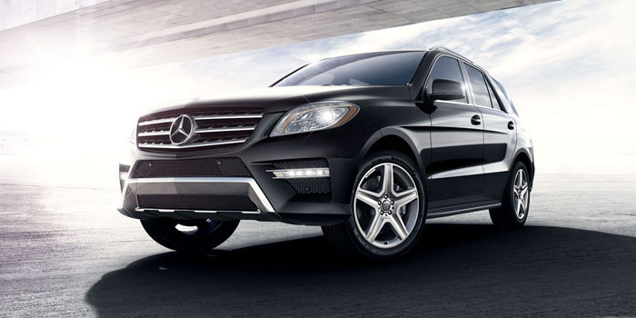 Certified Pre-Owned M-Class SUV